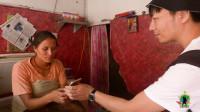 在尼泊尔买菜,语言不通,中国小哥怎样和当地人交流?