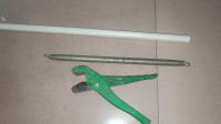 电工知识:电工用的PVC线管弯做不好怎么办?不用怕,老电工教你一招