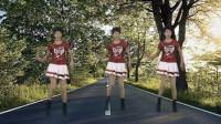 热门健身广场舞《红枣树》