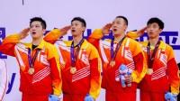 军运会乒球男团中国3-1朝鲜夺冠!樊振东一人独得两分