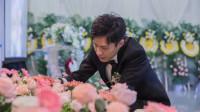 辽宁小伙为亡妻守灵7天 在殡仪馆办完婚礼办葬礼