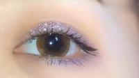 美妆教程:灰姑娘水晶眼妆教程,希望对你有帮助!