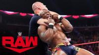 【RAW 10/21】谢尔顿diss雷尔没能力靠别人 UFC凯恩现身 替兄弟出头
