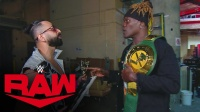 【RAW 10/21】少了卡梅拉 二柱子防守出现漏洞 24/7冠军被辛格抢走