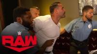 【RAW 10/21】卢瑟夫冲到拉娜和莱斯利幽会的餐厅 想把老婆带回家