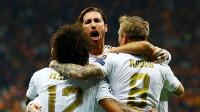 欧冠:克罗斯建功阿扎尔中框 皇马客场1-0加拉塔萨雷
