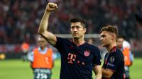欧冠:莱万双响托利索破门 拜仁客场3-2奥林匹亚科斯