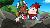 搞笑吃鸡动画:队友倒地,马可波竟第一时间选择舔包,真是坑的不行