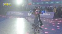 2019中国体育舞蹈公开赛北京站A组标准舞决赛-谢子昂李佳玥&袁绍阳祁崇萱-探戈