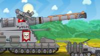 坦克世界:基地被德军发现,这么快就来进攻了?