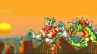 萝卜吐槽104期 怪兽之王是A超人(SFC游戏)