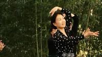 紫竹院广场舞,小温老师跳的《板蓝花儿开》(完整版)