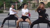 山谷舞蹈《椅子舞》分解教学