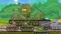 坦克世界:历尽千辛终于救出同伴!