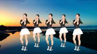 广场舞《天涯》最近流行网红舞蹈完整版