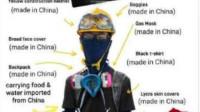 """佩服三连!香港激进分子为降低""""双十一""""数据准备延后网购"""