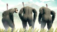 伟大的进化!追着大象满地跑!丨先祖:人类奥德赛