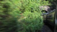 【19.8】5629次行驶在黔渝老线2 芭蕉洞隧道