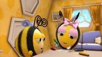 亲宝音乐剧神奇蜜蜂王国 第3集 小种子快发芽