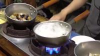 台湾街头小吃:蛤蜊简单水煮,看着真是美味