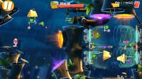 愤怒的小鸟2游戏【845】炸弹黑的每日任务只有2关好容易