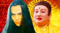 黑莲圣使差点成功阻止佛祖转世回来,为何却被无天的舅舅阻止了?