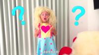 萌娃小可爱去理发店做头发被发型师的手艺给吓到了!—萌娃:这是什么审美呀?宝宝不能接受!