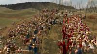 当你在骑砍里用300斯巴达正面对抗3000敌人!