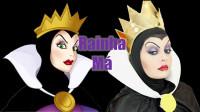 女子仿妆白雪公主里的邪恶皇后,你觉得像吗?