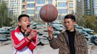 学生和老师打篮球,不料老师输一局,学生加做十套试卷