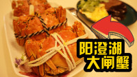 【24岁生日的这天,我发出了人生第一支Vlog】苏州350一斤的阳澄湖大闸蟹,真的比35一斤的普通蟹好吃嘛?