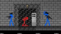 我的世界MC动画:火柴人越狱挑战