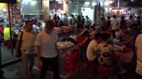 香港街头大排档美食,老外吃后称赞
