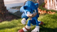 """《刺猬索尼克》发布全新预告及海报 索尼克经典造型亮相上演""""速度与激情"""""""