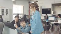 陈翔六点半:女白领对小伙鄙视嘲讽,得知他是老板儿子后尴尬了!