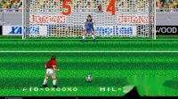 SFC SNES《意大利足球甲级联赛》游戏演示(12192)