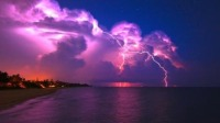 闪电作为地球神经系统,竟成为诞生生命的不可或缺元素之一 被点亮的星球 20191114 快剪  1113224313