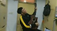 当舍友为女神学吉他时,来看一位大学生的转变