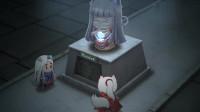 吃鸡大作战:小雪喵牺牲自己让队友进入下一关,没想到她是喵神之后
