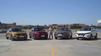 合资紧凑型SUV对对碰(上),谁的颜值与实力并存?