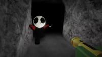 小飞象解说✘Roblox可怕迷宫 发现一个神秘的洞!但里面的东西让人害怕!乐高小游戏