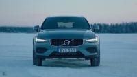 不但是最美旅行车, 还是最安全的! 2019款沃尔沃V60雪地性能实测