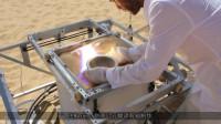 沙子可以做产品,沙子3d打印太奇妙,似乎沙漠也能让你发大财