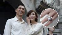 八卦:林志玲花朵造型婚戒及定情戒首度曝光 总要价仅15万