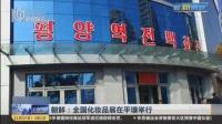 视频|朝鲜: 全国化妆品展在平壤举行