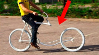 4种设计奇葩的自行车,不按常理出牌,你喜欢哪一种?