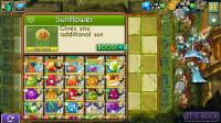 植物大战僵尸2国际超级版:失落城堡11-12天,四个西瓜无敌!