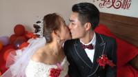 广东一富家女出嫁,看到新郎的模样,网友:绝对是真爱!