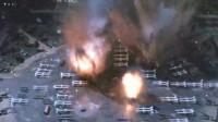 惊心动魄的空战电影 战斗机深入敌后空袭武器基地 全程火爆震撼!