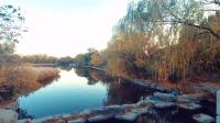 北京植物园内的樱桃沟,宛如世外桃源,好美的地方